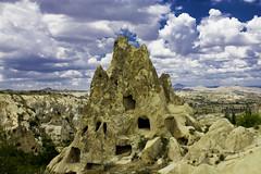 Fairy Chimney (corey jackson) Tags: cappadocia turkey goreme asia asiaminor travel fairychimney