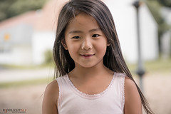 18-105mm testing (r3ddlight) Tags: asian sonya6300 sonyphoto little outside portrait smile hair kids childern child e pz 18105mm