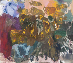 Per Kirkeby — Mysuseter III, 1991. Painting: oil on canvas, 79 x 67 cm. Metropolitan Museum of Art, New York.  Per Kirkeby has worked in a variety of media, including painting and sculpture, documentary film, and artist's books, and has also written poetr (ArtAppreciated) Tags: abstract art modern century painting landscape action fineart modernism blogs artists danish late abstraction scandinavia per 1990s 20th scandinavian scapes metmuseum kirkeby artblogs representational tumblr artoftheday artofdarkness date1991 artappreciated artofdarknessco artofdarknessblog pixeleum