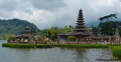 Pura Ulun Danau Bratan, Tabanan, Bali (Sekitar) Tags: indonesia bali asia pulau island pura ulun danau bratan tabanan temple lake earthasia