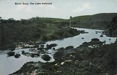 Valle Zaza, postcard from Cuba Railroad (lezumbalaberenjena) Tags: zaza sancti spiritus cuba vintage old viejas fotos antiguas lezumbalaberenjena