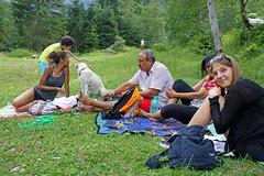 Get Together (Fozzman) Tags: summer vacations 2016 zillertal ziller valley alps alpen
