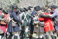 start of the American Revolution...not (material guy) Tags: rehearsal lexington massachusetts reenactment battleoflexington lexingtongreen