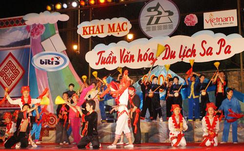 Tuần lễ Văn hoá - Du lịch Sa Pa năm 2014