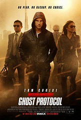Mission: Impossible 4 Ghost Protocol (2011) มิชชั่น:อิมพอสซิเบิ้ล 4 ปฏิบัติการไร้เงา