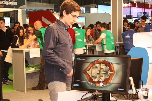 "Aula 2015 Maratón de información | Escuela Industriales UPM Madrid • <a style=""font-size:0.8em;"" href=""http://www.flickr.com/photos/61278771@N07/16865237880/"" target=""_blank"">View on Flickr</a>"