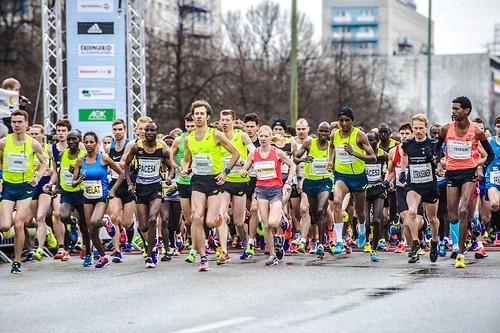 Berliner Halbmarathon 2015