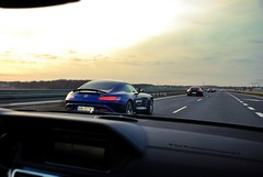 Mercedes-AMG GT S (mwalenczewski) Tags: blue black grey one mercedes 63 e gt edition amg supercars combo exoticcars e63 mercedesamg amggt