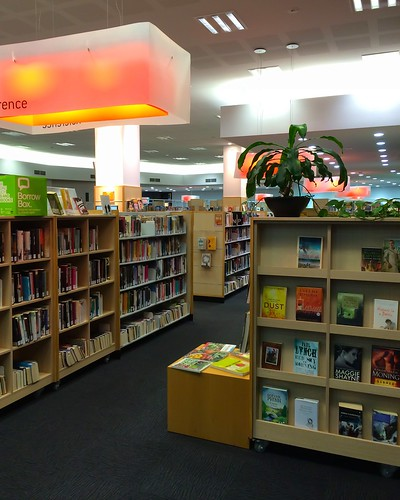 Watergardens Town Centre Brimbank libraries