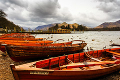 Derwent Water Landing Lake District (capturedcanvas.co.uk) Tags: lake water bells cat canon lens boats angle district jetty derwent wide landing usm 6d 1740l