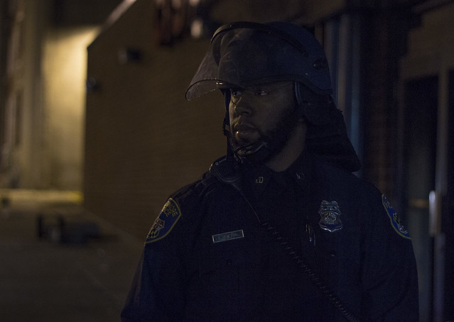 Baltimore Police Officer
