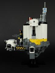 The Last Outpost (Space Pirates) (TheDarkblane) Tags: lego pirates spacepirates eurobricks imperialsoldiers
