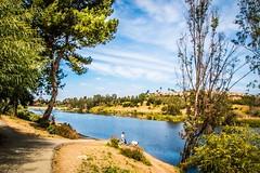 Laguna Niguel Regional Park (ashuphoto) Tags: california park county travel trees orange lake fish nature water forest river walking landscape pier fishing kayak hiking trails explore southern socal boating laguna southerncalifornia orangecounty oc niguel localpark chaparrell
