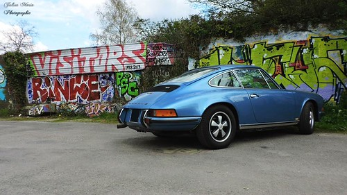 Porsche 911 S 1972