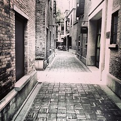 #earth #world #place #china #cn #day #street # # # # #xintiandi #fashion #style #history #memory #residence #former #culture #silence #vintage #brick #reminiscene #time #era #wall #outdoors #fun #iphone (CalvinShoot) Tags: world china street blackandwhite bw brick history tourism wall vintage square outdoors day photographer shanghai time outdoor earth memories cement culture style scene age silence squareformat memory era times former  residence photographing xintiandi  iphone    reminiscene iphoneography instagramapp uploaded:by=instagram foursquare:venue=506726e2e4b08e8fd3a4c72c