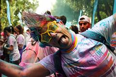 The Color Run (1) (MaOrI1563) Tags: italy color florence italia run tuscany firenze toscana colori corsa lecascine parcodellecascine colorrun thecolorrun maori1563 thecolorrunfirenze2015