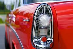 DSC_4835 (Joshishi) Tags: auto show light red chevrolet car nikon df memorial day stadium chevy 1956 hillsboro veterans taillamp 105mmf28dmicro