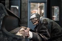 Bill Evans - La classe morta (Maurizio ) Tags: museo nikkor follia d810 museofollia