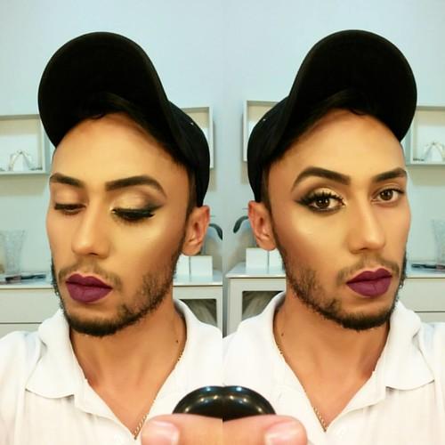 Apaixonado pelos produtos @zanphyzanphy Inspiração By @marcoslsoares  #makeupartist #makevator #zanphy #dailuspro #makeup #marykaybrasil #marykay #katvond #globo #desafiodabeleza #maquiadordasestrelas #revistacabelos #botaacaranosol #maquiagem #indicetoky