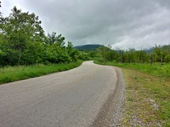 Road to the storm... (MiroslavS.) Tags: road original mist storm nature rain photography photo rainy tune effect