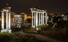 Forum Romanum (Edoardo Angelucci) Tags: rome roma photography nightshot roman sony forum epic foriimperiali romanforum edoardo fori angelucci ilce7m2 sel1635f4za geo:lat=41892465 geo:lon=12485319