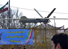 Drone 129 (Kombizz) Tags: iran military billboard tehran uav 1394 freedomtower azaditower islamicrevolution ayatollahruhollahkhomeini azadisquare kombizz 22bahman iranianrevolution meydaneazadi spydrone سپاهپاسدارانانقلاباسلامی sepāhepāsdārāneenqelābeeslāmi پهپاد anniversaryoftheislamicrevolution iraniandrone shahed129 guardiansoftheislamicrevolution iranianpahpad129 pahpad129 22bahman1394 1140696 pahpad iranianpahpad drone129