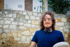Jason, our Warmshowers host in Oaxaca.