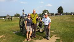 Touring Gettysburg Nat'l Battlefield