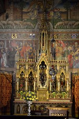 Interior - Heilig Bloedbasiliek (Basilica of the Holy Blood), Bruges. (greentool2002) Tags: blood interior basilica holy bruges heilig bloedbasiliek