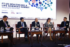 Better Together? How will Consolidation and Convergence Transform the Healthcare Industry? (Financial Times Live) Tags: newyork us ft financialtimes healthcare lifesciences ftlive financialtimeslive ushealthcarelifesciences