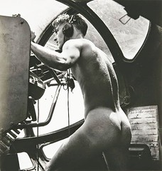 (NSFW) A crewman of a US Navy Dumbo PBY rescue plane jumped into Rabaul Harbor to rescue a badly burned Marine pilot shot down while bombing the island of Rabaul. Japanese guns were firing at the plane and he manned his machine gun without taking time t (Histolines) Tags: rescue history plane island japanese harbor us marine gun shot time navy machine down x retro clothes his timeline were guns while nsfw he taking without pilot 1000 bombing burned put firing badly jumped 1051 rabaul pby vinatage crewman manned a historyporn histolines dumbo httpifttt1swsc6j
