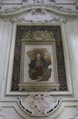 Madonna & Child in San Domenico (Lawrence OP) Tags: church dominican basilica bologna convent fresco priory jesuschrist sandomenico ourlady blessedvirginmary