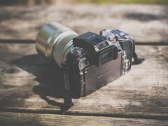 User Interface (Vincent-F-Tsai) Tags: camera lens bokeh body gear panasonic bling cameraporn microfourthirds olympusmzuiko75mmf18 lumixg7 sigma30mmf14dcdn