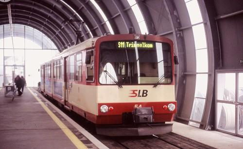 Salzberg Lokalbahn 54
