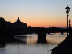 Arno River (bernarou) Tags: italy river florence europe italia fiume tuscany florencia fiorentina firenze arno fiore fiumi