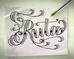 Ruta #handlettering #handwriting #Hanmade #Lettering #Letters #marker #sharpie #ILoveCalligraphy #Calligraphy #doodle #art #design #ink #handstyles #calligraffity #HandType #escritura #tipographyinspired #pencil #sketch #paper #tagname (OscarInk25) Tags: art pencil ink handwriting paper typography design sketch letters tools doodle marker sharpie lettering calligraphy tatto blackletter handlettering handstyles escritura hanmade tagname handtype tattodesign calligraffity calligraphymasters ilovecalligraphy tipographyinspired inktecnique