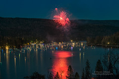 I ♥ Bass Lake (Darvin Atkeson) Tags: california light lake snow mountains reflection water rain forest day glow heart fireworks bass nevada 4th july sierra pines shore independence 4thofjuly basslake oakhurst elnino 2016 darvin atkeson darv lynneal yosemitelandscapescom