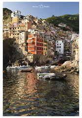 (Andrea Boldini) Tags: cinqueterre italy liguria nikon outdor scenic traveldestination city landscape travel riomaggiore