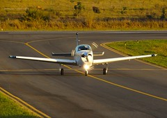 PT-LVS ,A36-Bonanza (wellingtonfrancisco) Tags: ptlvs a36bonanza aeroporto de patos minasmg