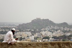 Ramzan Prayer - 01 (Rajesh_India) Tags: hyderabad prayers golconda