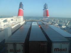 MS Stena Adventurer (ee20213) Tags: ferry sailing irishsea holyhead stenaadventurer maxihaulage