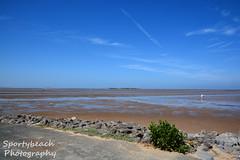 Marine Lake (jonnywalker) Tags: sea lake beach liverpool coast seaside path watersports seafront pathway marinelake wirral westkirby merseyside northwales hilbreislands