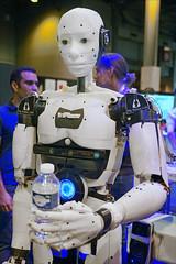 InMoov (My Robot Lab), robot open source (Salon Viva Technology, Paris) (dalbera) Tags: paris france robot innovation dalbera vivatechnology inmoov