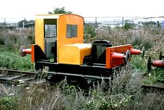 Wartime Hibberd (Kingmoor Klickr) Tags: industrial railway peterborough 2894 woodston britishsugarcorporation frankhibberd