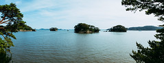 (li-penny) Tags: panorama  matsushima miyagiken    matsushimabay   sigma1770mmf2845dcmacrohsm pentaxk3 miyagigun 2016tokyosendaitrip