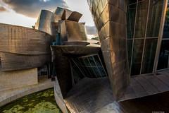 Museo Guggenheim (antonio porcar) Tags: museum frank gehry bilbao guggenheim museo owen ria bilbo nervion ibaizabal