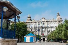 Plaza de Pombo, Santander (basair) Tags: square spain santander cantabria carrousel plazadepombo