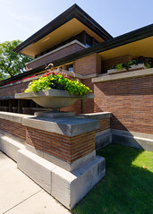 Robie House (Josh Thompson) Tags: chicago architecture franklloydwright robiehouse sigma1020mmf456exdc d7000 lightroom5