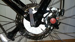 Sturmey Archer X-RDC fitting test: ISO tabs mount (gunnsteinlye) Tags: bicycle norway quest recumbent skien cruzbike