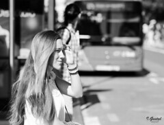Almas extraas (eibar010) Tags: donosti nikond7000 street streetphoto monocrome blackandwhite blancoynegro